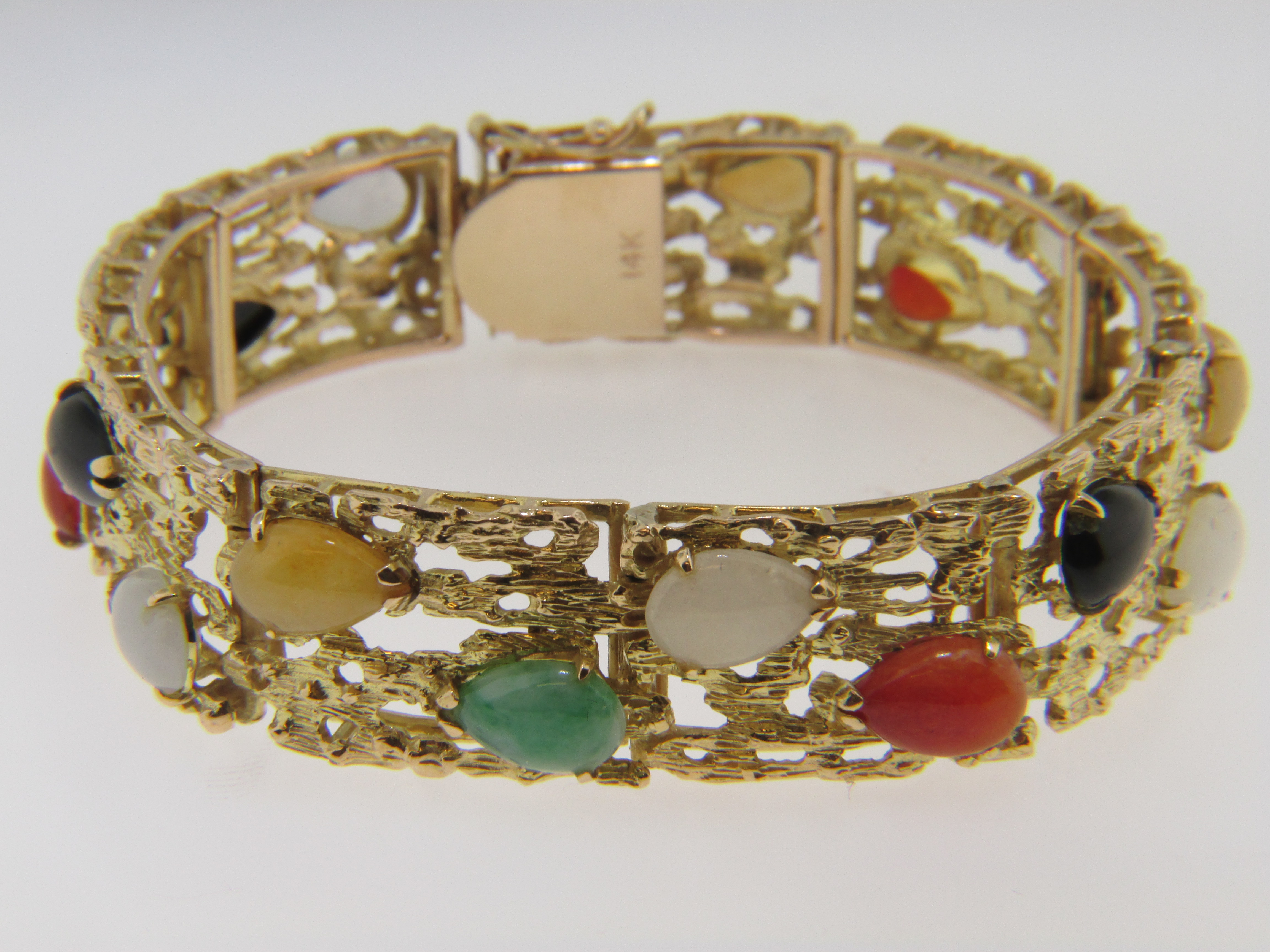 eye jewelry stone stephanie bracelet fine gottlieb preview products colored big