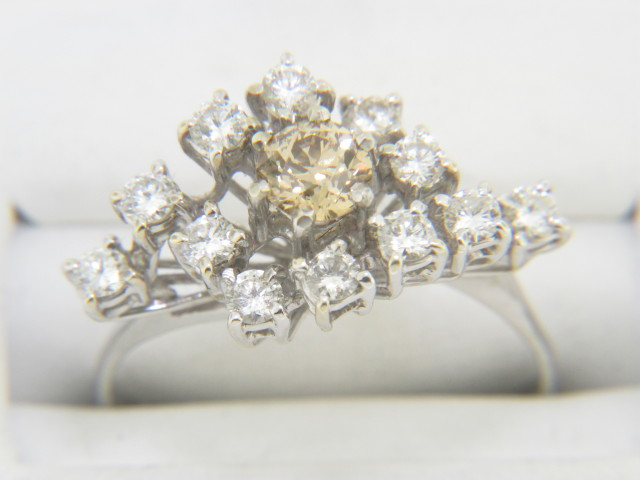 Vintage Diamond Rings Thomas Jewelers